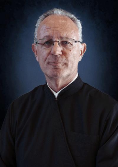 Диякон Борис Мельник<br />Rev. Fr. Deacon Borys Melnyk