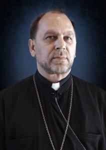 Протоієрей д-р Ярослав БуцьораRev. Fr. Dr. Jaroslaw Buciora