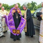 Ukrainian Orthodox Church of Canada UOCC Eastern Eparchy Family Celebration 2015 Bishop Andriy Peshko