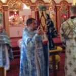 Visitation of His Grace, Bishop ANDRIY to St. Anne's Parish: September 13, 2015