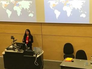 Dr Ozma Taylor, keynote speaker