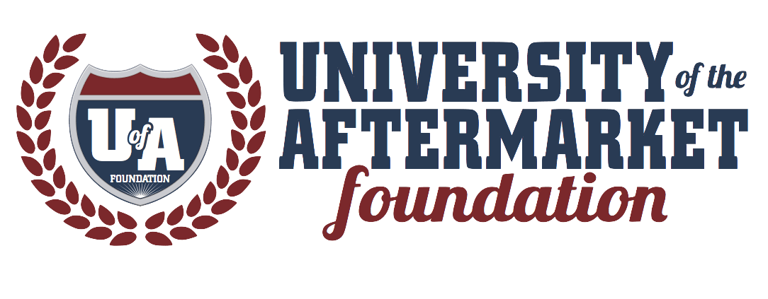 Welcome to the University of the Aftermarket Foundation