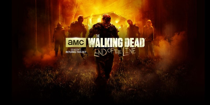 The Walking Dead - End of the Line