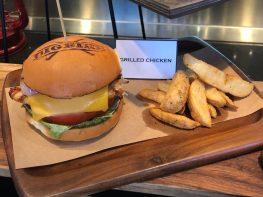 Grilled Chicken - $14.00