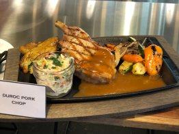 Duroc Pork Chop - $23.00
