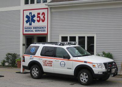 Dispatching EMS Vehicles