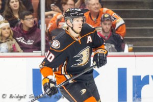 Corey Perry has scored 296 career goals. Photos Courtesy of Bridget Samuels and Dinur/Flickr