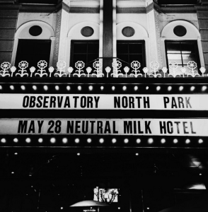 Photo Courtesy of Bobby Shih/Flickr In May, Neutral Milk Hotel played at the Observatory.