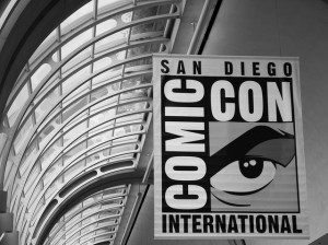 Photo courtesy of Nathan Rupert/ Flickr CC Comic-Con San Diego has drawn worldwide attendance and recognition.
