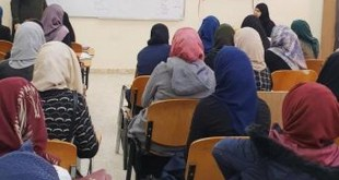 """A seminar on """"concrete and abstract nouns in English"""" was organized at the Faculty of Education for Girls"""