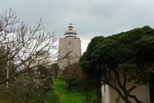 Faro del Montorsoli. (Photo credit: Grace Macrì)