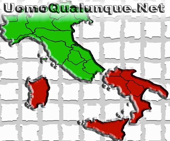Italia-Sud-Mezzogiorno