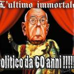 "Napolitano ""L'ultimo immortale"""