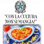 Con la cultura si mangia, e anche tanto