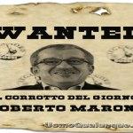 Il corrotto del giorno: Roberto Maroni
