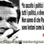 """Pier Paolo Pasolini: """"L'inferno sta salendo da voi"""""""