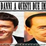 Chiediamo i danni a Renzi e a Berlusconi