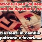 Se finanzi Renzi hai la poltrona assicurata