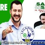 Le ricette di Salvini per l'Italia