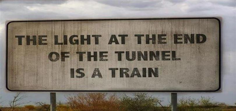 luce tunnel-crisi