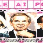 Perle della settimana: De Filippi, Bertolaso e Berlusconi