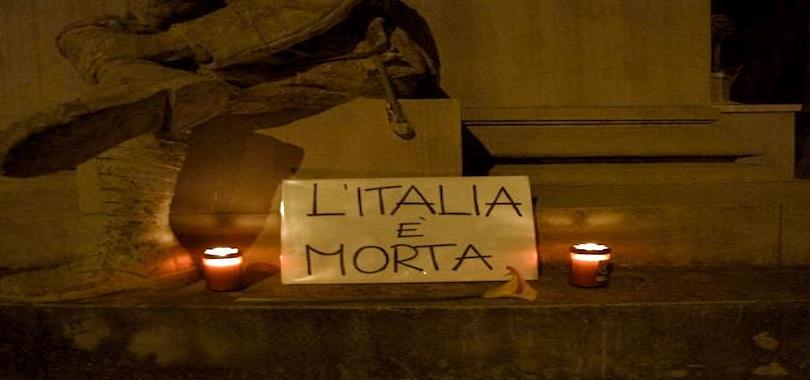 Italia è morta