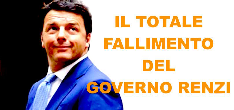 governo Renzi-crisi economica