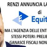 Blocchiamo la norma che per un errore di 1 € prevede multe da 5.000 a 50.000 euro
