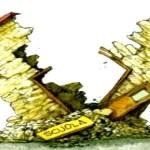 Il 90% delle scuole italiane rischiano di crollare