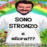 Salvini è uno stronzo