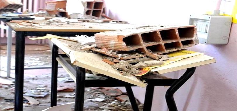 rischio sismico scuola