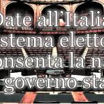 Sistema elettorale tedesco, ingovernabilità all'italiana