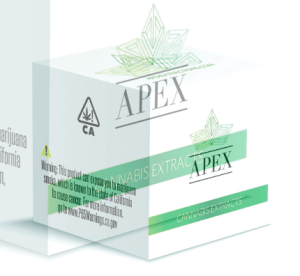 Apex Extractions vaporizer cartridges
