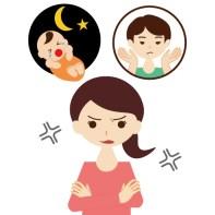 子供の寝かしつけを邪魔する旦那の態度を改めた3つの秘訣とは?