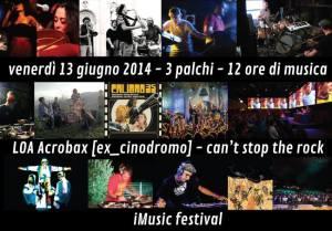 iMusic Festival di arti indipendenti
