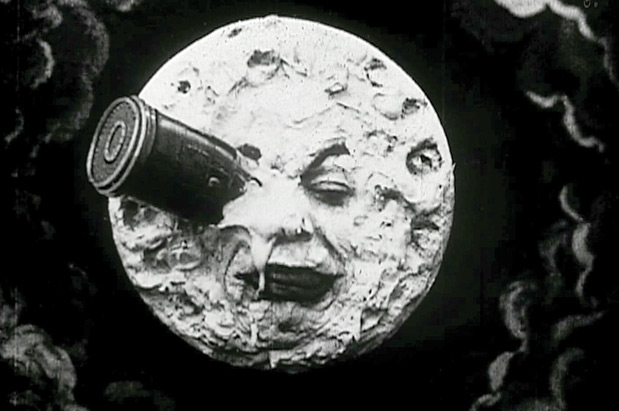 A Trip to the Moon - Georges Méliès