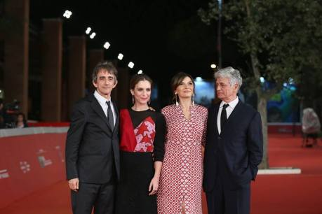 Sergio Rubini;Isabella Ragonese;Maria Pia Calzone;Fabrizio Bentivoglio