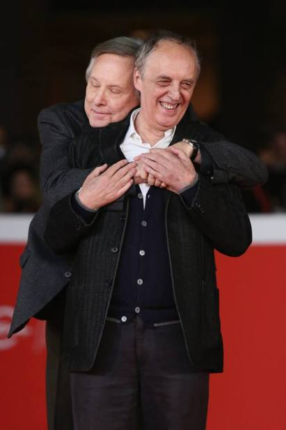 William Friedkin And Dario Argento