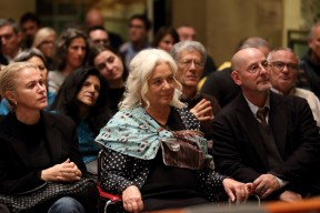 Al centro Enrica Antonioni