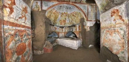 Catacombe di Domitilla 5