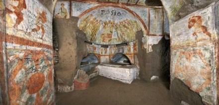 Catacombe di Domitilla 5