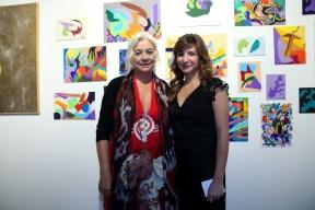 Enrica Antonioni e Francesca Anfosso