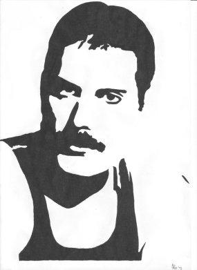Freddie Mercury Queen El-Teo
