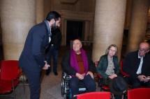 Salvo Cagnazzo, Bernaldo Bertolucci, Claire Peploe