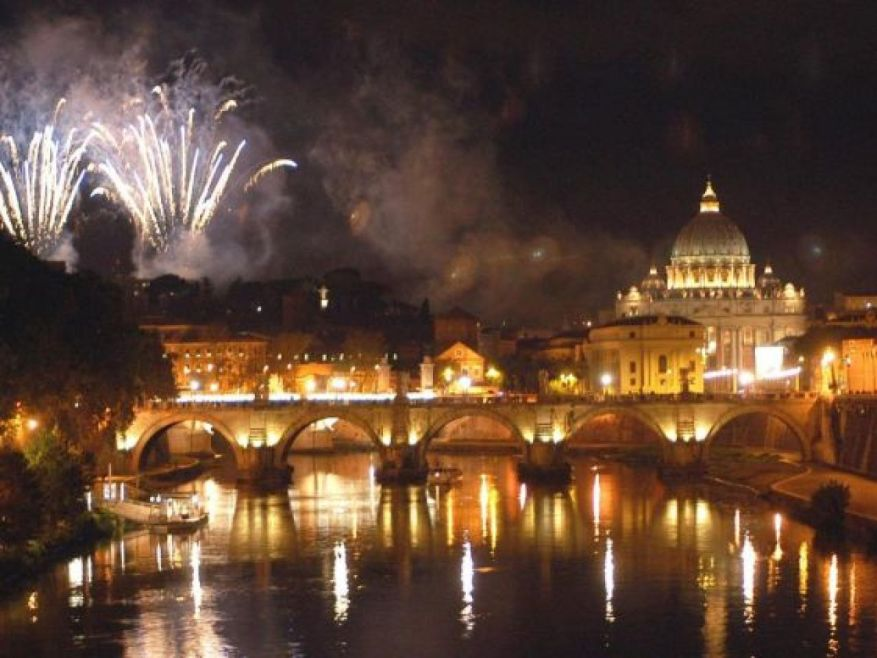 Capodanno 2020 a Roma