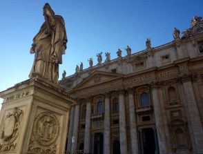 San Pietro a Roma - Foto di Uozzart (2)