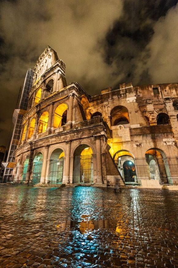 Colosseum, Rome, Italy by Robert Tarczyński on 500px