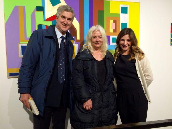 Francesco Genuardi, Enrica Fico e Francesca Anfosso