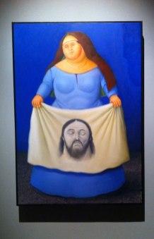 la ''Via Crucis'' di Botero 4