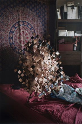 Sesso e arte le opere di Sarah Anne Johnson per Wonderlust Puzzle Pieces